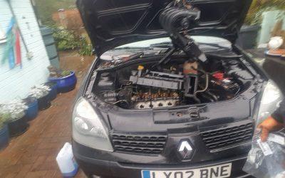Renault Clio Cam Cover, Eastbourne