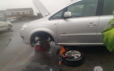 Gearbox replacement in Brighton, East Sussex